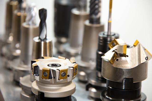CNC Machine bits - manufacturing