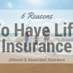 family at the beach| featured image: 6 Reasons to Have Life Insurance