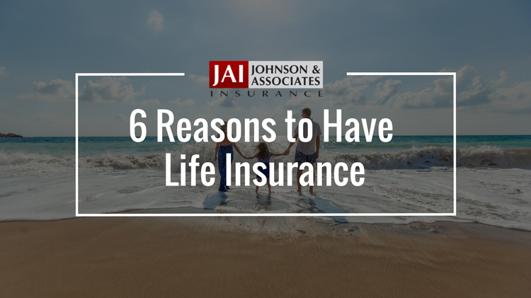 Blog Image. Family on Beach. 6 Reasons to Have Life INsurance