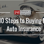 Blog image. 10 steps to buying auto insurance
