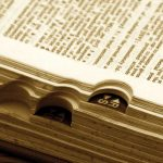 ABC's of insurance - Dictionary page markers