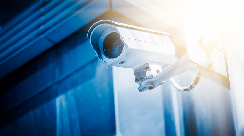 security camera - make your retail store safer